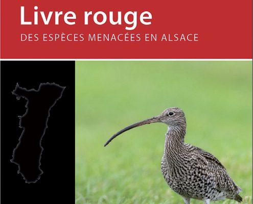 Publications Livre rouge des espèces menacées en Alsace